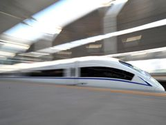 Chinese-led consortium wins bid to build Mexicos first bullet train project