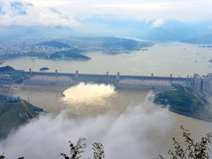 Three Gorges project generates 800 bln kwh electricity