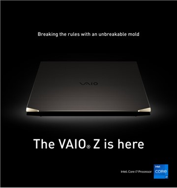 Japans VAIO, a leader in innovative technology, Build The Worlds First Contoured Carbon Fiber Laptop