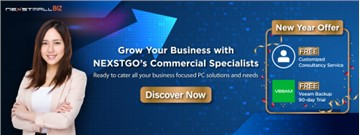 Nexstgo comprehensively enhances its range of NEXSTMALL BIZ business solutions