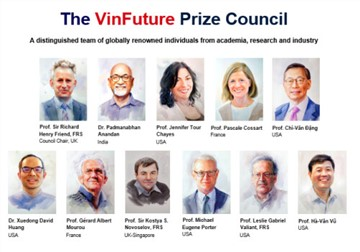 Nearly 600 nominations submitted for Vietnams first-ever global sci-tech prize