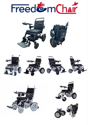 Hong Kong Platinum Health Medical exclusively launches lightweight FreedomChair – electric wheelchairs balancing safety and convenience
