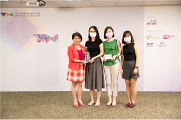 Dettol Crowned 'Outstanding Comprehensive Health & Personal Care Product Brand'  at Health Partnership Awards 2021 in Hong Kong