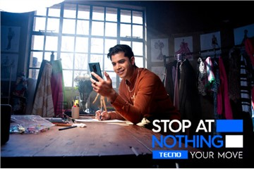 TECNO launches new brand slogan of Stop At Nothing in India